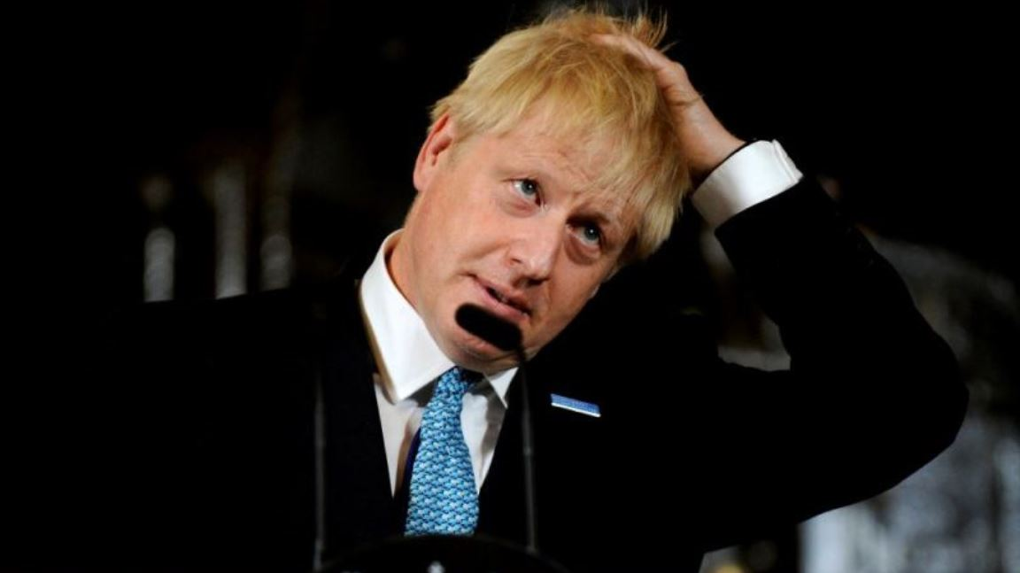 boris johnson caraotadigital
