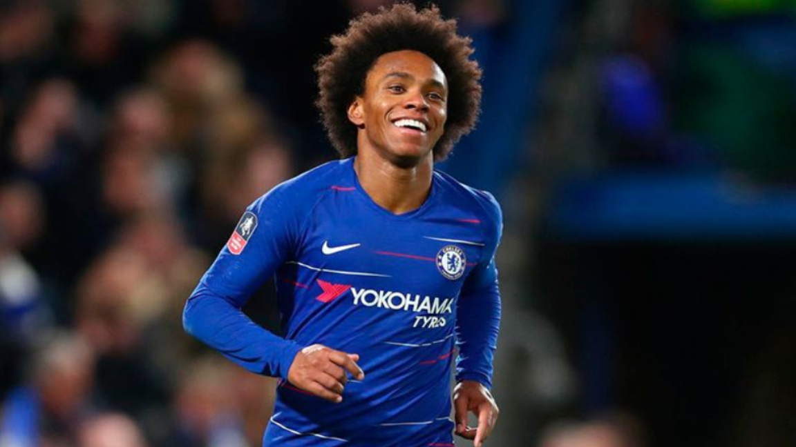 Willian chelsea liverpool fa cup