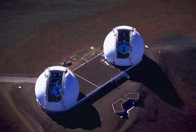 Telescopios de la NASA