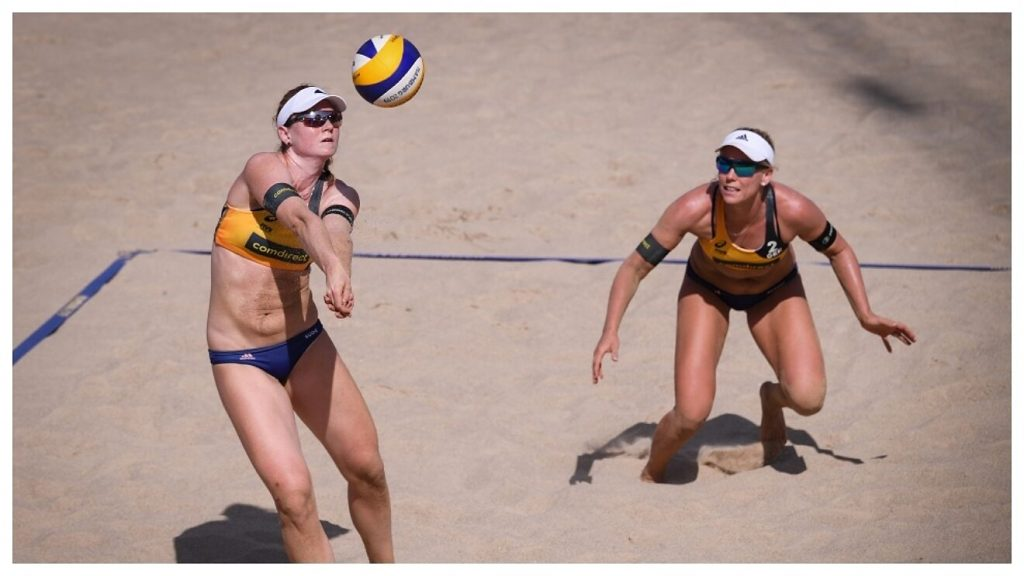 Voleyball de Playa